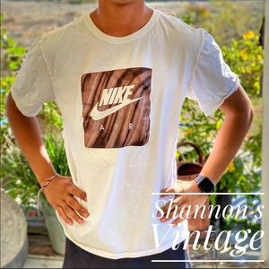 Nike Air athletic cut large shirt A13